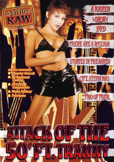 Attack Of The 50 Foot Tranny (2004)