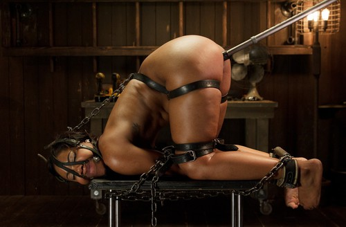 bondage slave instructions