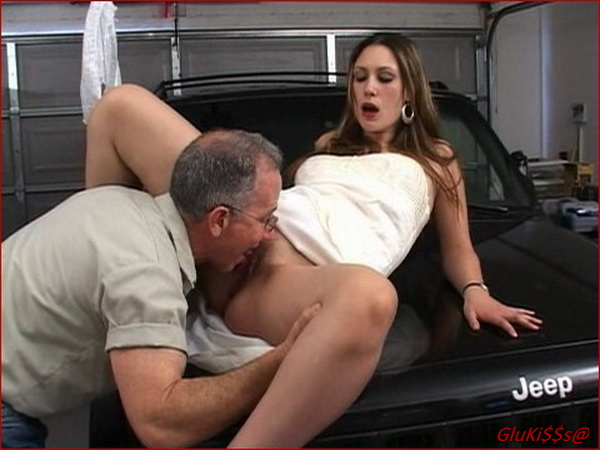 spanking fellatio