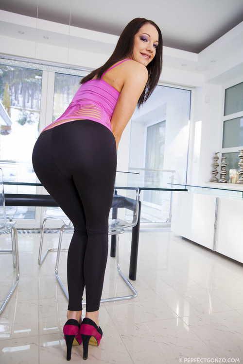 salope blog fille sexy legging