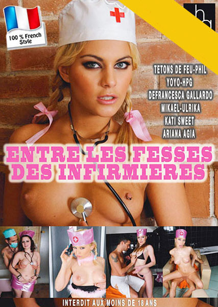 Entre les fesses des infirmieres (2009)