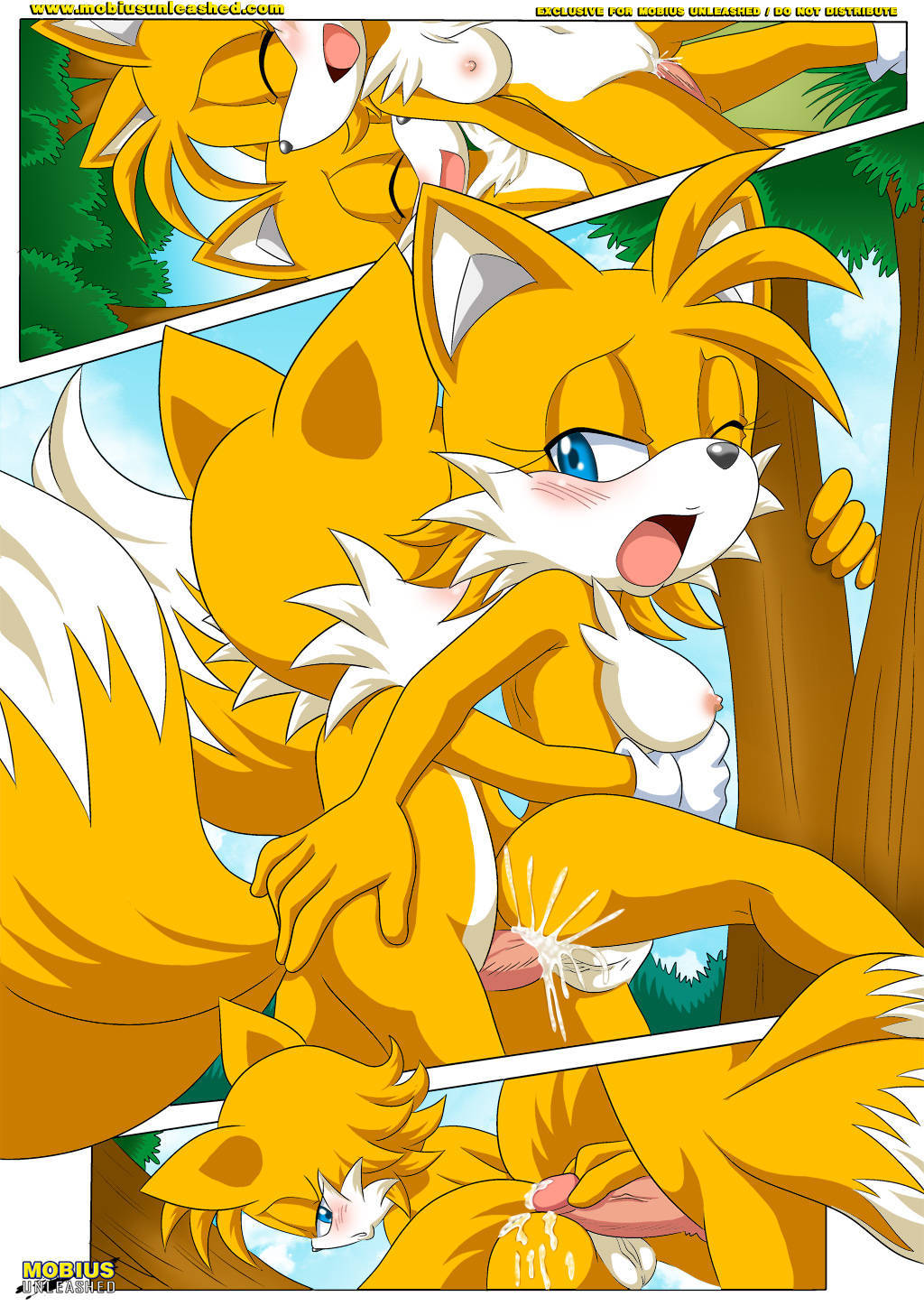 Girl miles tails prower hentai sexy images