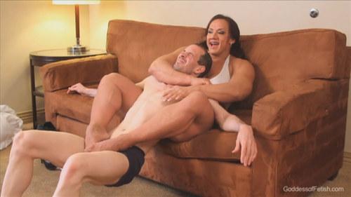 Amber Humiliates SKIP's DICK--Pt 4