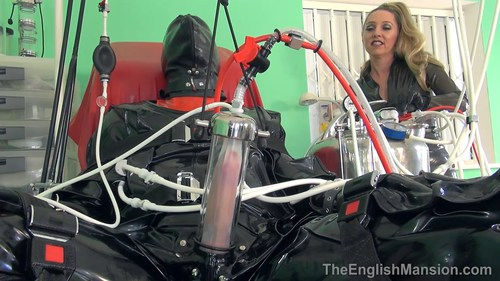 Bdsm mister enjoys slave - 1 part 1
