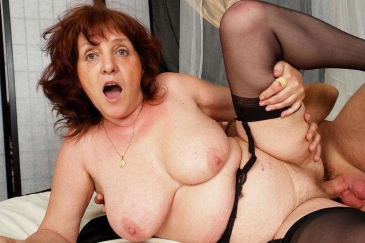 Granny verona m 60 years old i 4