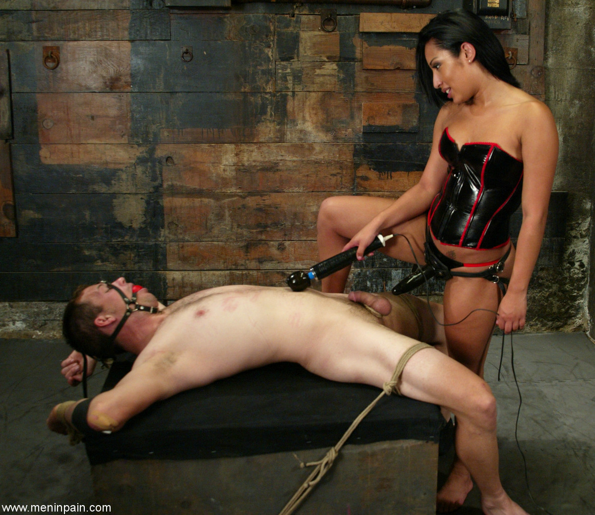 pegging-bdsm