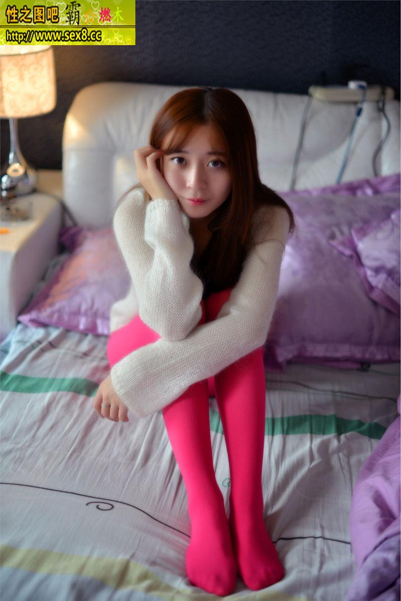 粉色的絲襪