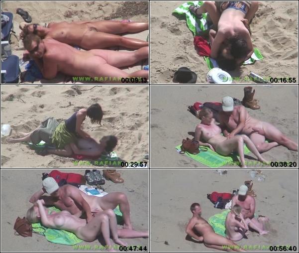 BeachSex 7864