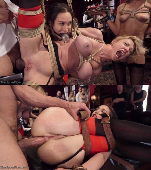 Bondage Anal Orgies