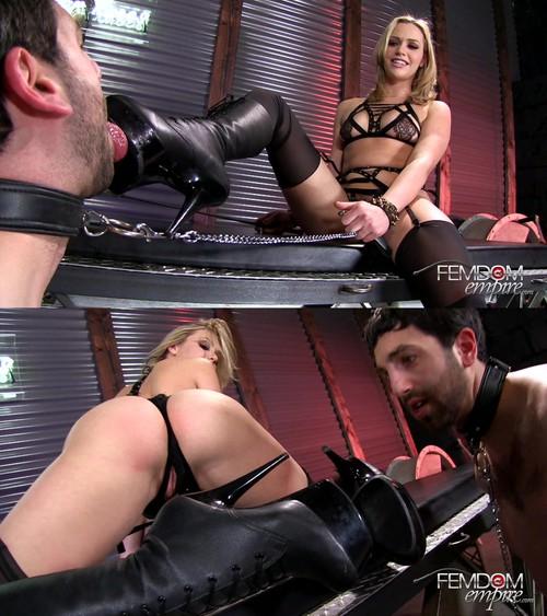 Mia Malkova - Mia's Boot Bitch [FullHD 1080p] (FemdomEmpire)