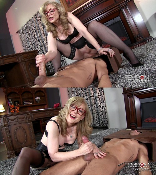 Nina Hartley - Plaything Cock Jerk [FullHD 1080p] (FemdomEmpire)