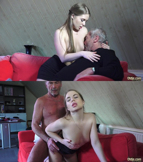 Alessandra Jane - Young Girl Loves Sex (Old and Young) [FullHD 1080p]