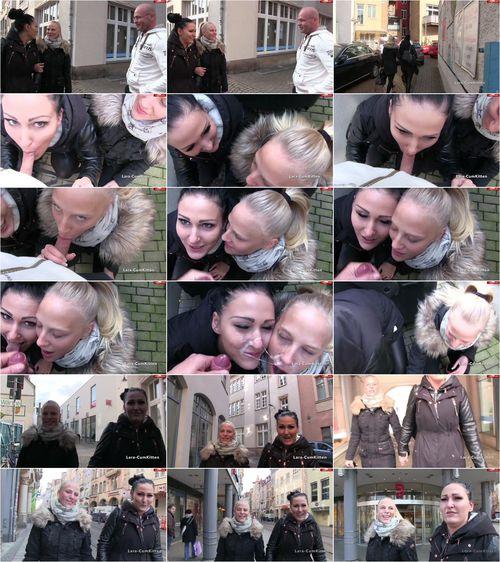Lara-CumKitten - Soo! MUSS PUBLIC - Mehr Spermawalk geht nicht [HD 720p] (MDH)