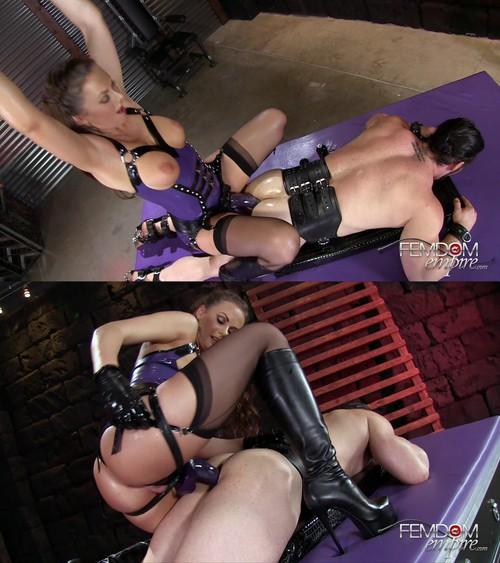 Tina Kay - Gaping Ass Fuck Doll [FullHD 1080p] (FemdomEmpire)