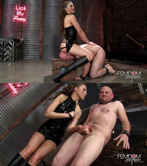 Tina Kay - Destroyer of Balls [FullHD 1080p] (FemdomEmpire)
