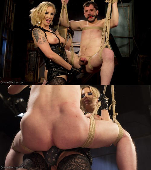 Maitresse Madeline Marlowe and Slave Fluffy - Two Days In Heaven: Part 1