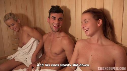 смотреть порно чешская баня