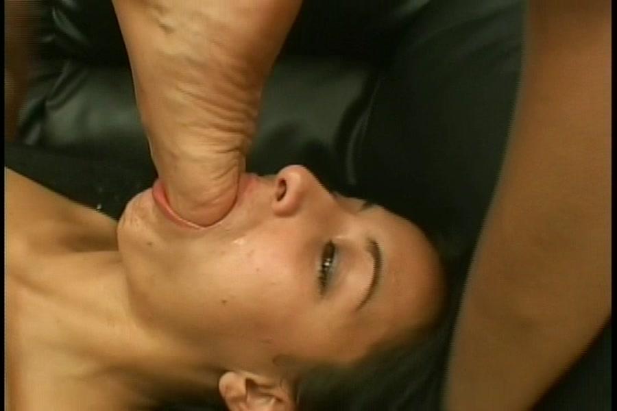 Male Feet Masturbation