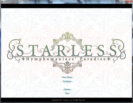 2015 05 12 105051 - Starless: Nymphomaniacs' Paradise Limited Edition [English Version]