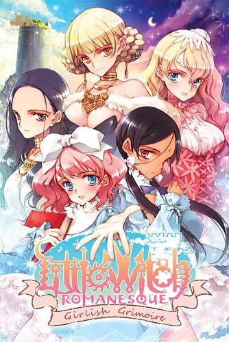 DPTi19Ll - Girlish Grimoire Littlewitch Romanesque (English, Uncensored)