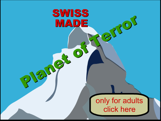 Planet of Terror [Swiss made]