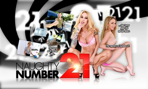 Naughty Number 21 [Angel Smalls ,Sarah Jessie]