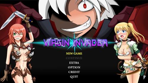 Virgin Invader [Ver.1.02] (MenZ Studio) [English, Full Version]