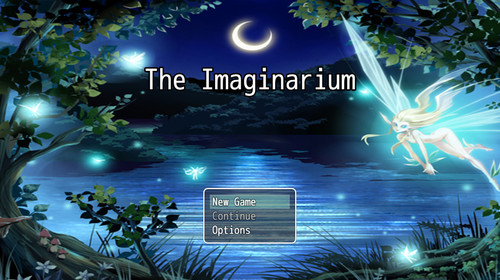 Daniels K - The Imaginarium