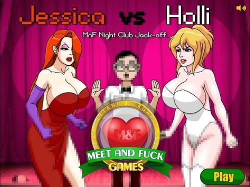 2016 04 18 211121 m - Jessica vs Holli (Full Version) [ Meet and Fuck games]