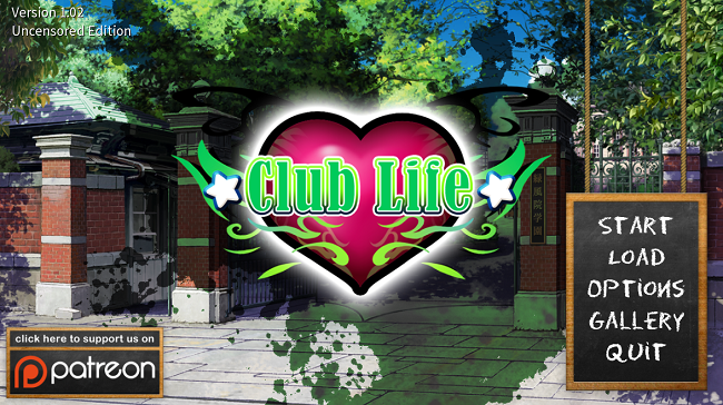 [Mangagamer] Club Life [English, Version 1.02, Uncensored]