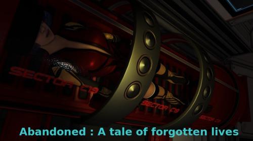 Abandoned : A tale of forgotten lives [alpha 0.17.1] (Kerny)