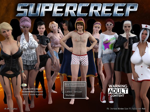 2016 05 29 021904 m - Supercreep [version 0.04] (Lawina) [ May 2016 ]