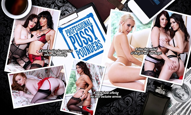 Professional Pussy Pounders [21Roles] [LifeSelector]