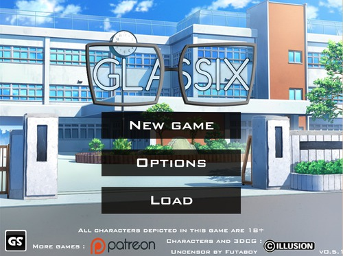 LK40DWPJ1z m - Glassix - Version 0.7 (Gaweb Studio) XXX - GAME