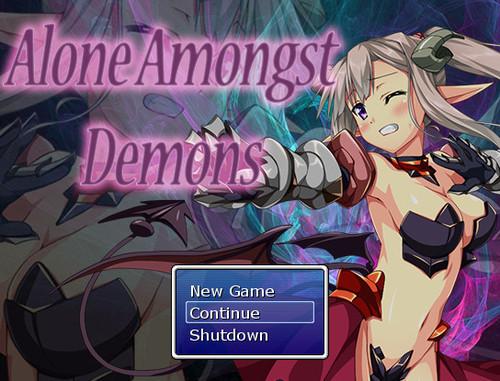 Alone Amongst Demon (Full Game) [Fom Gjbindels]