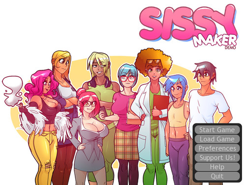 Sissy Maker - Beta (XXX GAME)