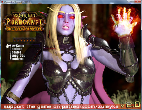 2016 09 20 120416 m - World of Porncraft - Whorelords of Draenor [ Ver 2.0.2]