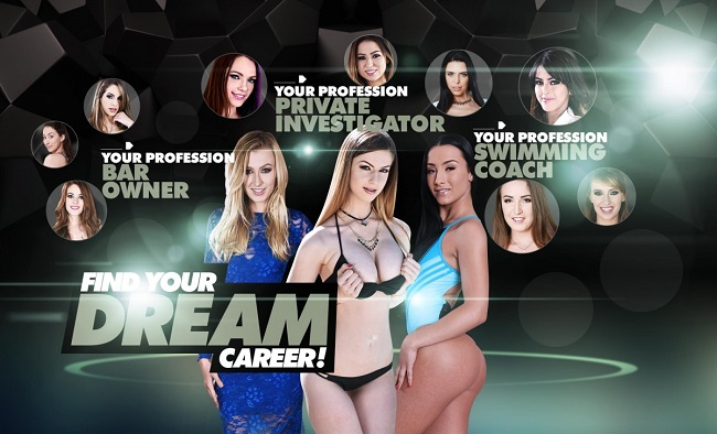 Find Your Dream Career 4! [21Roles] [SuslikX]