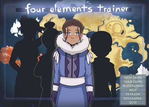 Four Elements Trainer [Version,0.4.7b] (MITY)