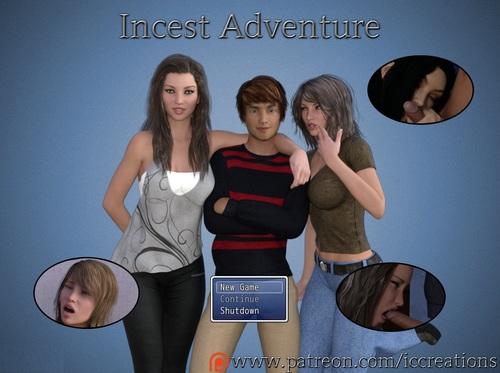 Incest Adventure [Version 0.6.2] (iccreations)