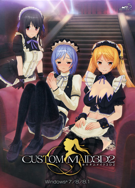 Custom Maid 3D 2 [1.09] (KISS) 2015 [English, Uncensored]