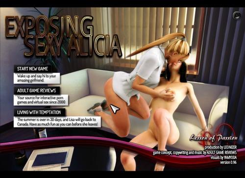 Exposing sexy Alicia [LoP]