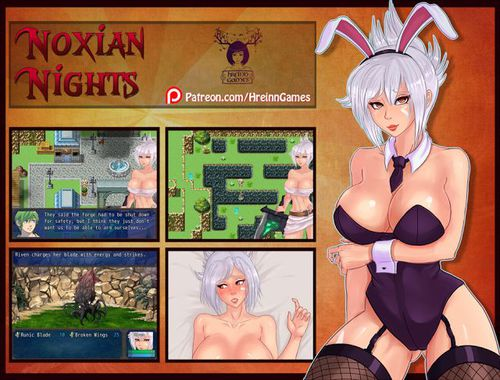 18 m - Noxian Night [Ver.1.2.0] (hreinngames, FreeXone)