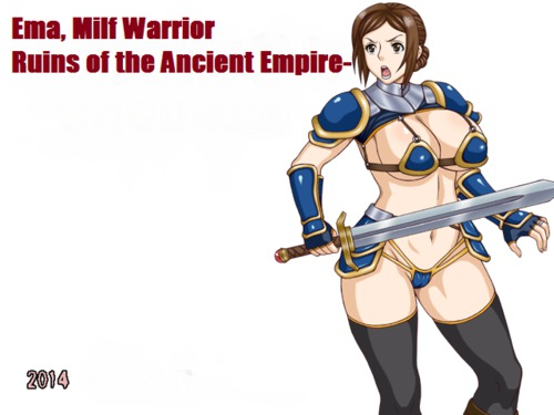 Ema, Milf Warrior -Ruins of the Ancient Empire- [1.02] (Heisendou)
