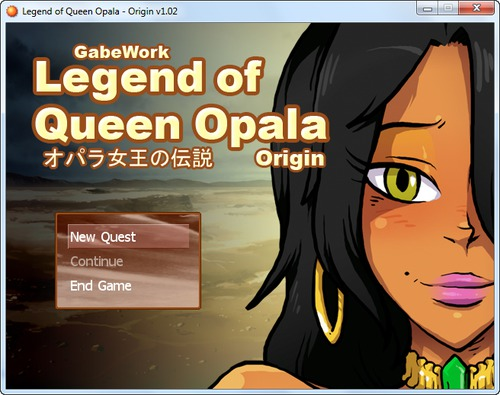 GabeWork -  Legend of Queen Opala - Origin [1.02]