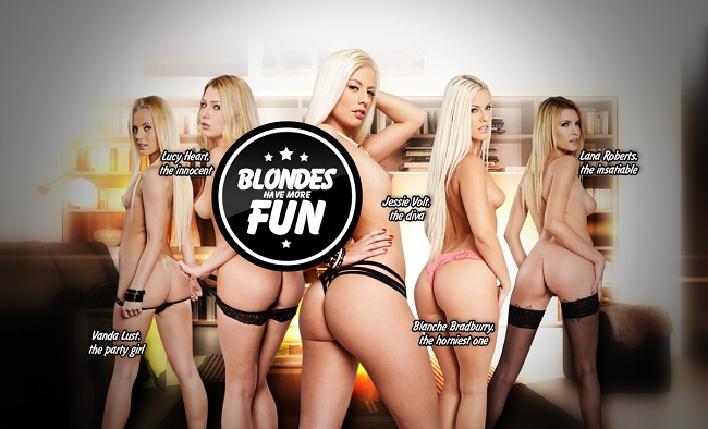 Blondes%20Have%20More%20Fun1 - Blondes Have More Fun (lifeselector,SuslikX) [2016]