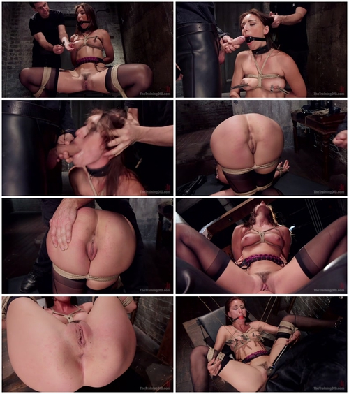 Rilynn Rae (Forging a Slave) BDSM, Bondage, Humiliation, All Sex