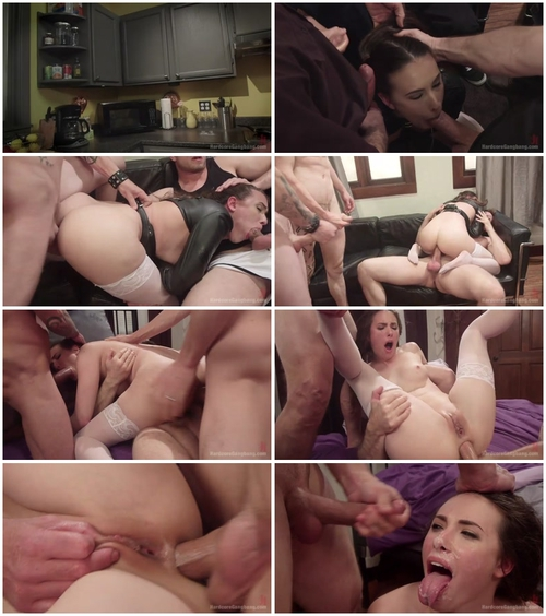 Casey Calvert – Not Another Porno! Horny Schoolgirl PLOWED by Thick Porn-Fantasy Cocks – Gang Bang, BDSM, Domination, Hardcore, All sex, Anal, DP