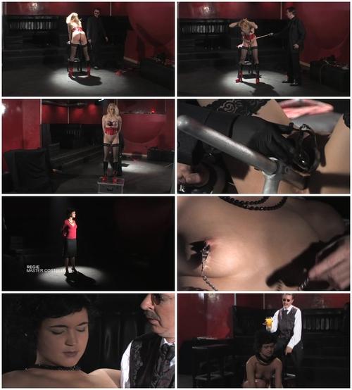 Master Costello – Slave Girl Casting 1