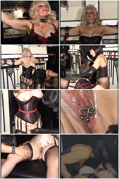 Fetish (Torture) With Love